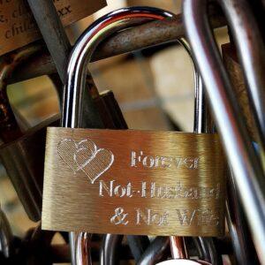 Marriage, Love Lock